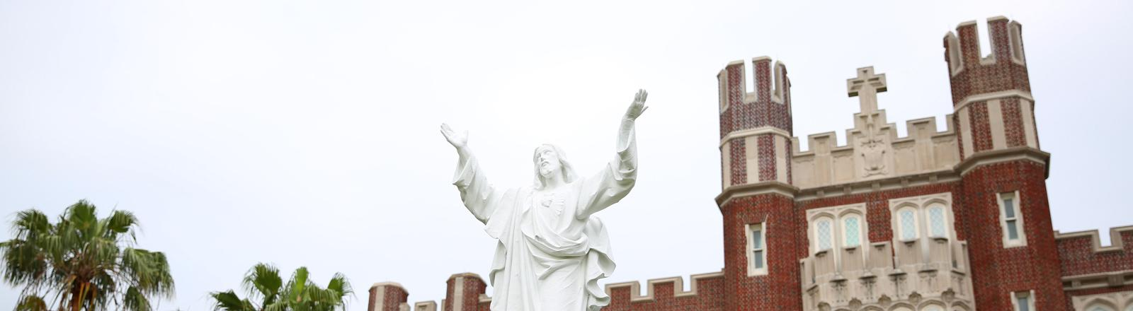 Jesus - Marquette Hall - College of Business - Loyola University New Orleans